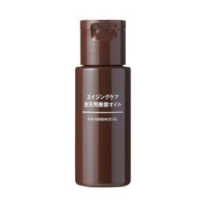 Косметическое масло для ухода за возрастной кожей вокруг глаз MUJI Aging Eye Essence Oil