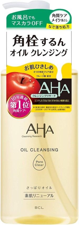 Гидрофильное масло AHA OIL CLEANSING