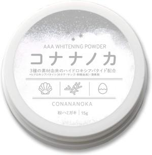 Натуральный зубной порошок с отбеливающим эффектом CONANANOCA Whitening Powder Toothpaste