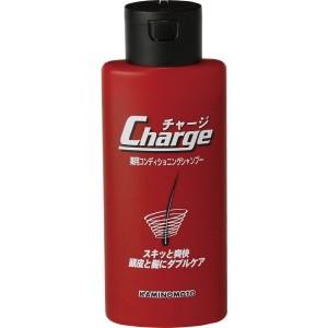 Шампунь - кондиционер против перхоти для жирных волос KAMINOMOTO Charge Medicated Conditioning Shampoo