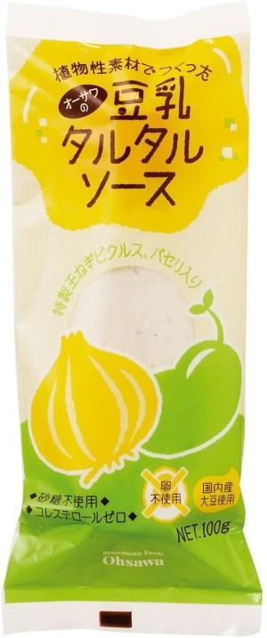 Соевый соус тартар Ohsawa Japan Soy Milk Tartar Sauce