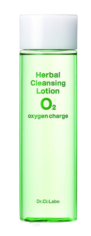 Очищающий лосьон Dr.Ci:Labo с травами и кислородом