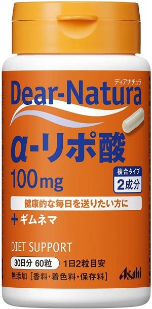 Комплекс с α-липоевой кислотой Asahi Dear-Natura α-Lipoic Acid