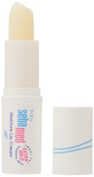 Детский увлажняющий бальзам для губ Rohto Sebamed Baby Moisture Lip Cream