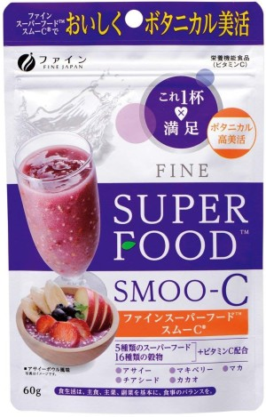 Смузи Fine Japan Super Food Smoo-C