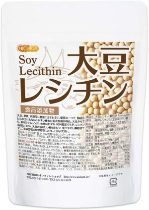 Гранулированный соевый лецитин NICHIGA Granular Soy Lecithin