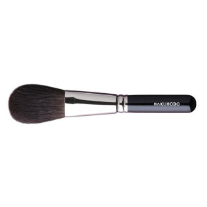 Универсальная кисть HAKUHODO  Finishing Brush Round & Flat B002