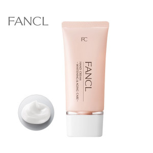 Крем для рук FANCL Hand cream whitening & aging care