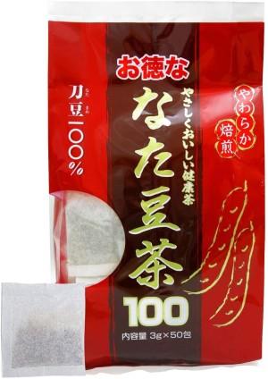 Чай из бобов канавалии мечелистной Yuki Pharmaceutical Canavalia Gladiata