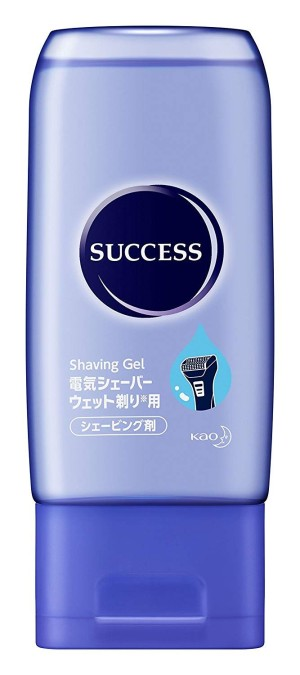 Гель для бритья с электробритвой Kao Success Wet Shaving Gel Special Gel