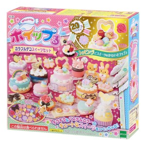 Epoch Хойпуру Colorful deco sweets set