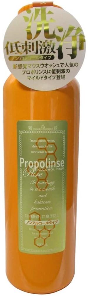 Безспиртовой ополаскиватель для полости рта Pieras Propolinse Pure