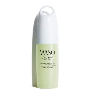 Матирующая увлажняющая эмульсия Shiseido Waso Ginza Tokyo Quick Matte Moisturizer Oil Free SPF30・PA +++