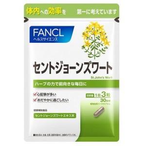 Экстракт зверобоя Fancl для нормализации настроения