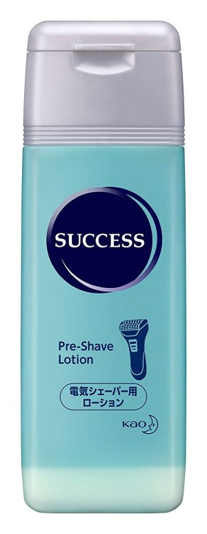Лосьон для бритья электробритвой Kao Success Pre Shave Lotion