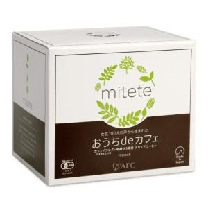 Органический кофе без кофеина AFC Mitete Home De Cafe