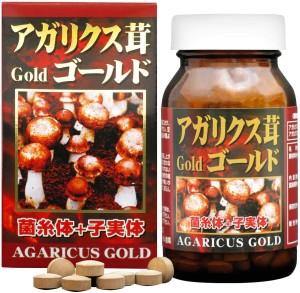 Экстракт агарика для повышения иммунитета Yuki Pharmaceutical Agaricus Gold