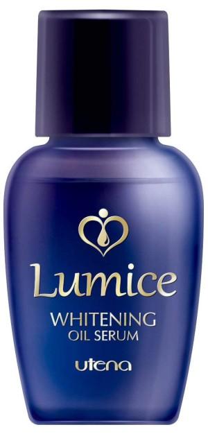 Отбеливающая сыворотка с витамином C Utena Lumice Whitening Oil Serum