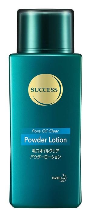 Мужской увлажняющий лосьон для зрелой кожи Kao Success Pore Clear Oil Powder Lotion