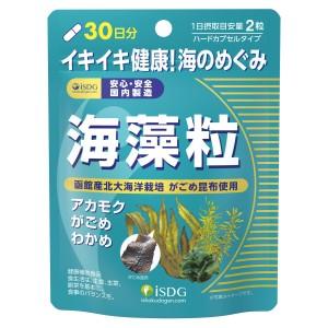 Натуральный комплекс с экстрактами водорослей ISDG Seaweed Grains