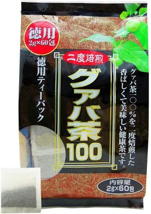Чай из гуавы Yuki Pharmaceutical Guava Tea
