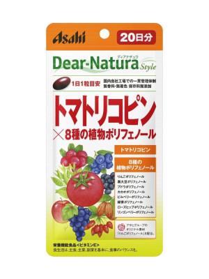 Ликопин + 8 растительных полифенолов Dear-Natura Asahi