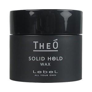 Мужской воск для укладки Lebel Theo Solid Hold Wax