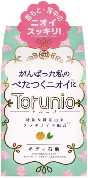 Мыло против возрастного запаха тела PELICAN Torunio Soap