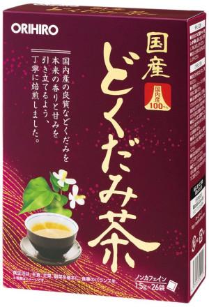 Чай докудами Orihiro Dokudami Tea