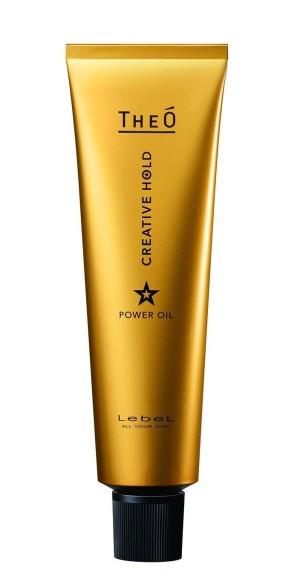 Мужское масло для укладки волос Lebel Theo Creative Hold Power Oil