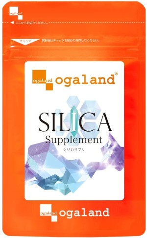 Кремний для поддержания красоты кожи Ogaland Silica Supplement
