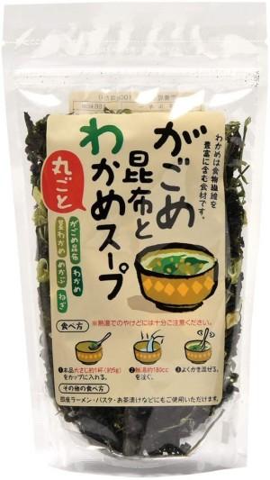 Суп быстрого приготовления с водорослями OHGIYA Seaweed Soup