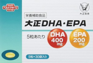 Комплекс с DHA и EPA кислотами Taisho DHA · EPA