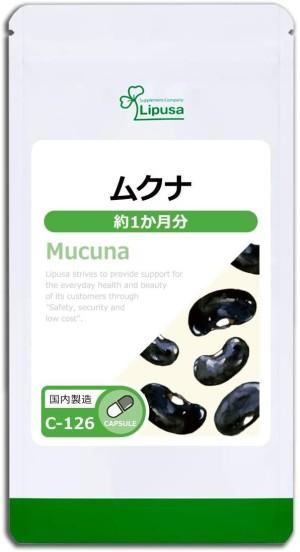 Экстракт мукуны для повышения либидо Lipusa Mukuna