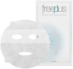 Увлажняющая маска для лица Kanebo Free Plus Double Sheet Moisture Mask