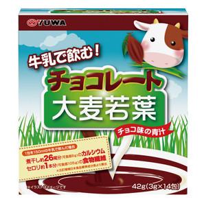 Шоколадный аодзиру YUWA для детей и взрослых
