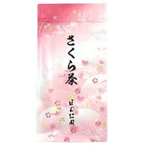 Маринованные цветы сакуры Petal Opens Cherry Tea Honjien