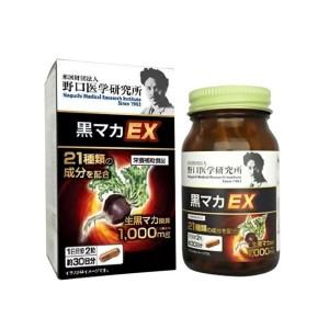 Комплекс с черной макой и витаминами Meiji Black Maca EX