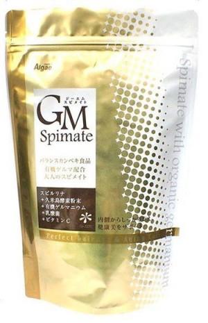 Спирулина с германием и ферментированными растениями Algae GM Spimate