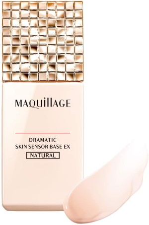 База под макияж с УФ-фильтрацией SHISEIDO MAQUILLAGE Dramatic Skin Sensor Base EX SPF 25 PA+++