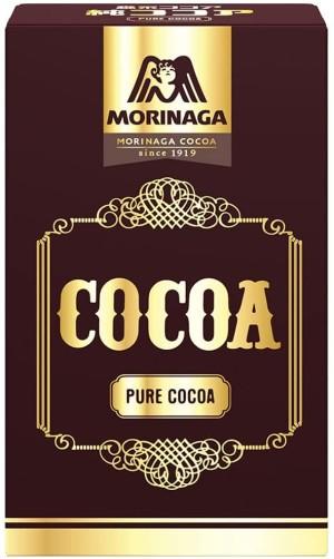 Какао-порошок Morinaga Pure Cocoa