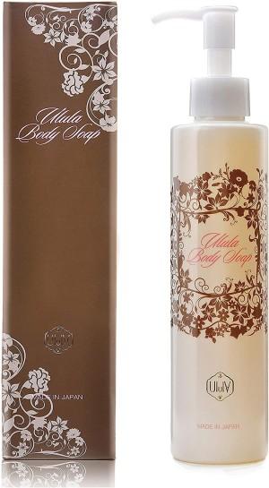Жидкое мыло для деликатной зоны Ulula Body Soap