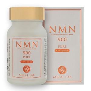 Никотинамидмононуклеотид для омоложения организма Mirai Lab NMN Pure 900