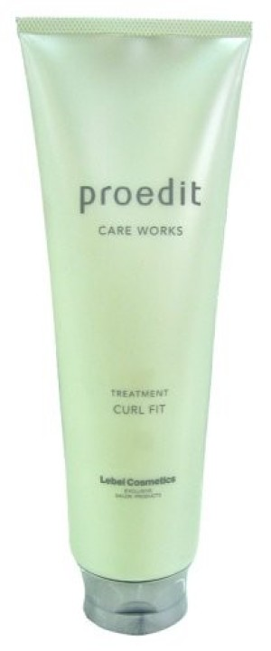 Маска LEBEL PROEDIT CARE WORKS TREATMENT CURL FIT для вьющихся волос