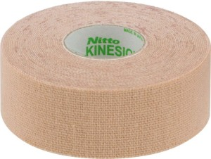 Эластичная тейп-лента Nitto NITREAT Stretchable Kinesiology Tape for Muscle Support Standard