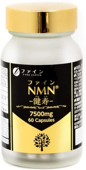 Комплекс для замедления процесса старения с NMN и ресвератролом FINE JAPAN NMN