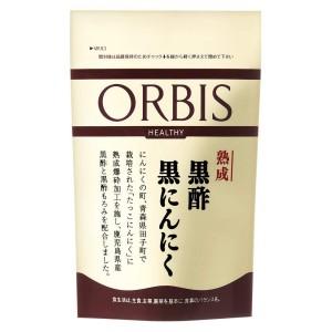 Комплекс с черным чесноком от усталости Orbis Mature Black Vinegar Black Garlic