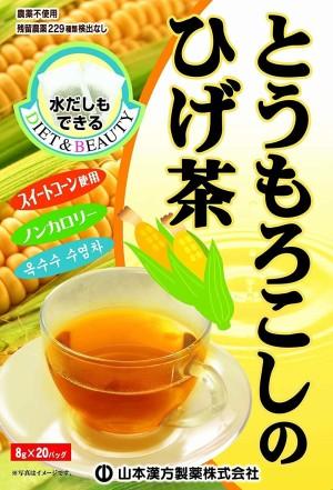 Низкокалорийный кукурузный чай Yamamoto Kanpo Corn Beard Tea