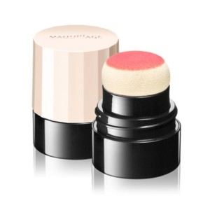 Румяна Shiseido Maquillage Beauty Skin Creator (Cheek) с пуховкой