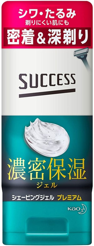 Увлажняющий гель Kao Success Shaving Gel Premium